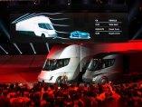 Presentación del camión de Tesla