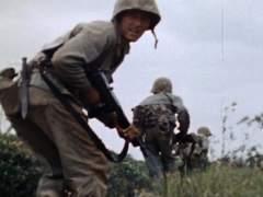'La batalla de Okinawa en color'.