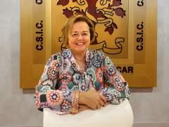 """Rosa Menéndez, """"primera mujer en la historia"""" en presidir el CSIC"""