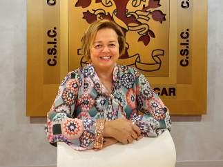 Rosa Menéndez, nueva presidenta del CSIC