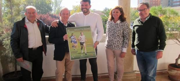 Presentación del XXXIV Campeonato de Campo a Través de Cáceres