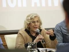 El juez pide datos sobre los agentes que insultaban a Carmena