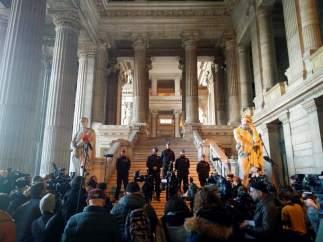El fiscal belga pide entregar a Puigdemont por rebelión y malversación, pero no prevaricación