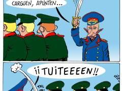 Putin y twitter