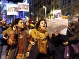 """Concentración contra los """"abusos patriarcales"""" en la justicia"""