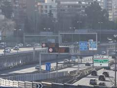 Cortes de tráfico por contaminación