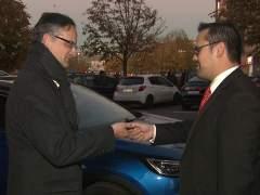 Javier Luque es el primer español en comprar un coche nuevo por internet