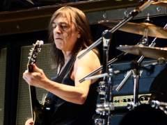 Muere Malcolm Young, fundador y guitarrista de AC/DC