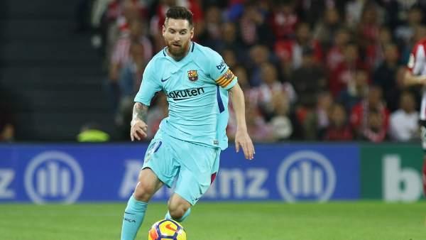 Leo Messi cobrará 35 millones por temporada f7228de668787