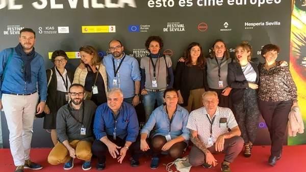 Cantabra Film Commision en Sevilla