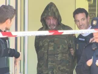 Atracado con rehenes en un banco en Usera (Madrid)