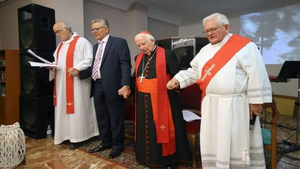 Cañizares, en la celebración por la conciliación