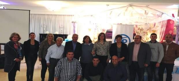 Congreso local del PP de Iznalloz (Granada)