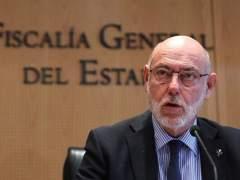 El fiscal Maza, ingresado en Buenos Aires por una infección