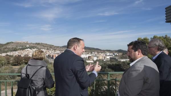 La Diputación Potencia Las Oportunidades Turísticas De Artana Con La Apertura De