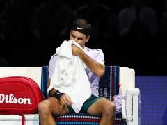 Sorpresa en el Masters: Federer cae derrotado en semifinales