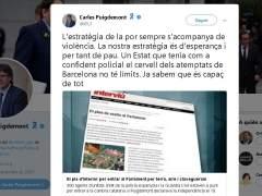"""""""Un Estado que tenía como confidente al cerebro de los atentados de Barcelona es capaz de todo"""""""