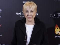 Rosa María Sardà devolvió a la Generalitat la Cruz de Sant Jordi