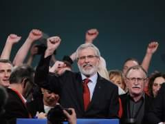 Gerry Adams anuncia que dejará el liderazgo del Sinn Féin