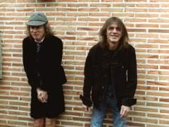 El mundo del rock despide a Malcolm Young