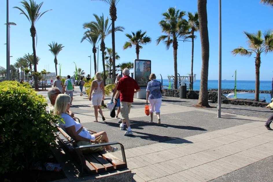 Tenerife se afianza como destino favorito de los turistas - Black friday tenerife 2017 ...