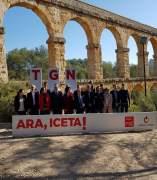 Los candidatos del PSC en Girona
