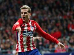 El Barça admite contactos con Griezmann