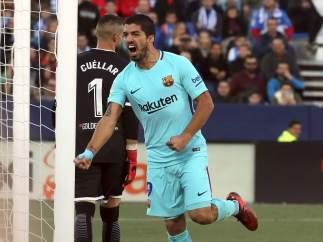 Suárez Barça-Leganés