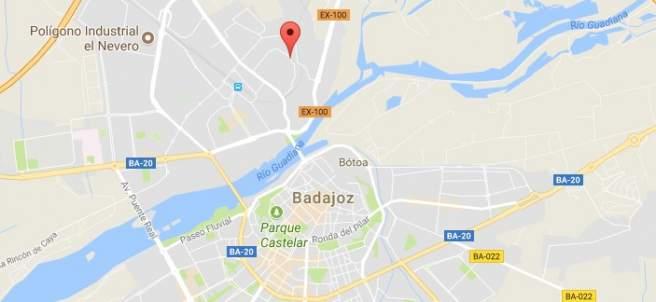 'Las 800', Badajoz