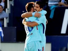 El Barça afronta el tramo más difícil con el reto de sentenciar la Liga antes de Navidad