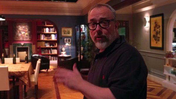 Álex de la Iglesia nos muestra 'Perfectos desconocidos'