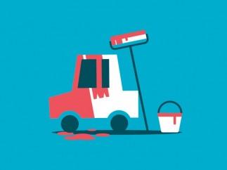 Algunas aseguradoras cubren la pintura del vehículo de forma gratuita