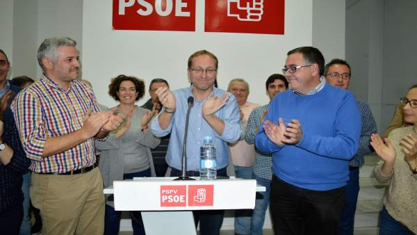 Ernest Blanch gana las primarias de Castellón