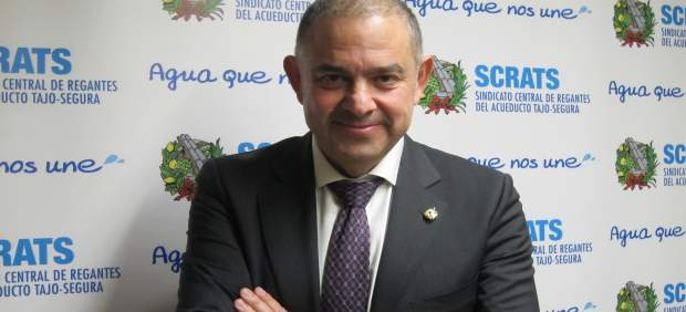 El nuevo presidente del Scrats, Lucas Jiménez