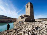 Sequía en Huesca
