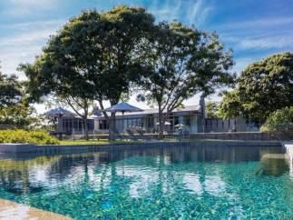 Espectacular piscina climatizada