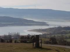 Las reservas de los pantanos bajan del 50% en Cataluña