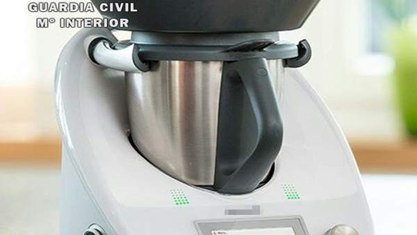 Robot de cocina objeto de la estafa.