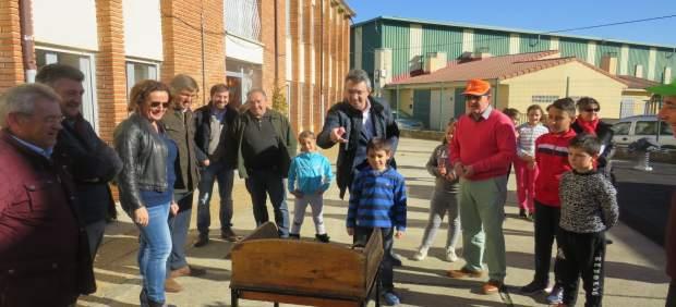 La Diputación De León Reitera Su Compromiso Con La Mejora De Centros Educativos