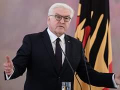 El presidente alemán pide a los partidos disposición al diálogo para formar gobierno