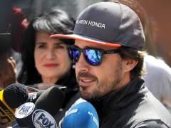 """Alonso: """"Soy muy optimista con Renault, tienen muy buen motor"""""""