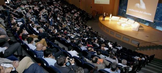 Congreso celebrado el pasado año, en el Oceanogràfic