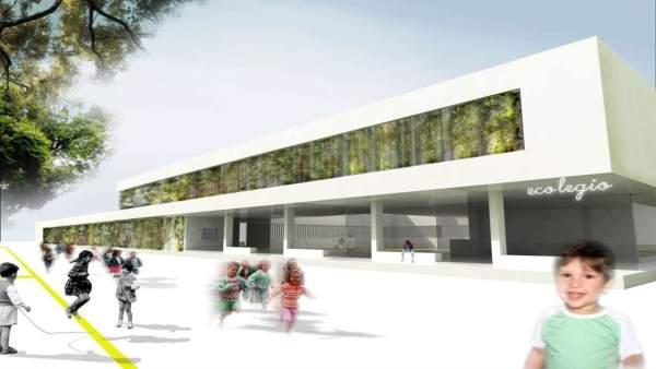 Nuevo colegio Tierra de Barros