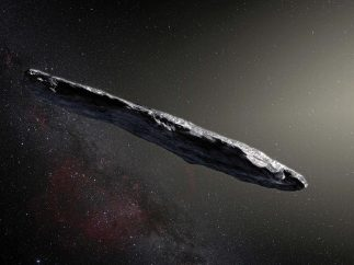 Asteroide interestelar Oumuamua
