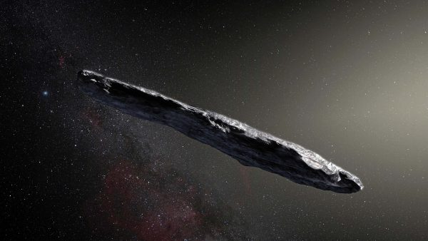 Asteroide interestelar Oumuamua