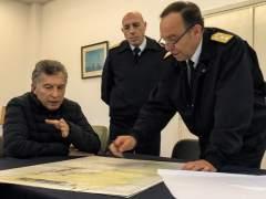 """El submarino desaparecido en Argentina tuvo un """"cortocircuito"""" en la batería antes de perder contacto"""