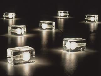 Lámpara bloque de Harri Koskinen, 1996