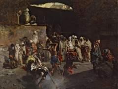 Las mil caras de Mariano Fortuny se dan cita en su primera antológica en el Prado