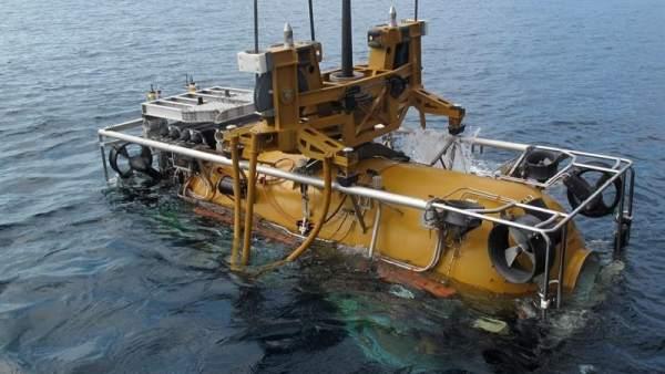 Búsqueda del submarino argentino desaparecido