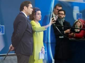 La ministra de Sanidad del Gobierno español, Dolors Montserrat